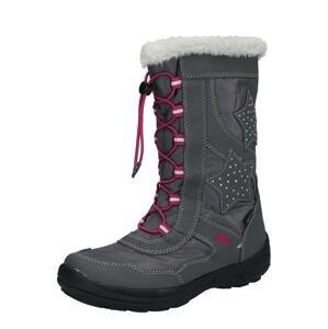 LICO Sněhule 'Cathrin'  pink / šedá