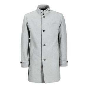 JACK & JONES Přechodný kabát  světle šedá