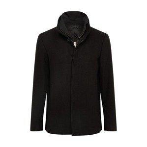 Matinique Přechodný kabát 'Harvey'  černá