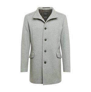 SELECTED HOMME Přechodný kabát 'MORRISON'  světle šedá / šedý melír