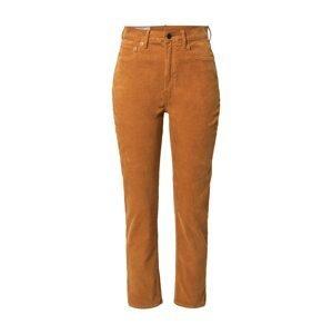GAP Kalhoty  okrová