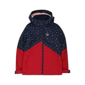 ZIENER Outdoorová bunda 'Alani'  námořnická modř / červená / bílá
