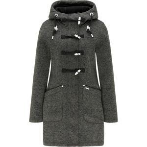 ICEBOUND Přechodný kabát  šedá