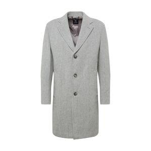 STRELLSON Přechodný kabát 'Adria'  světle šedá / šedý melír