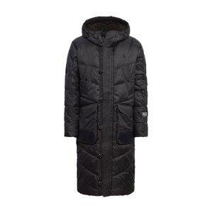 G-Star RAW Zimní kabát  černá