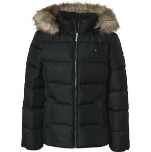 TOMMY HILFIGER Zimní bunda  černá