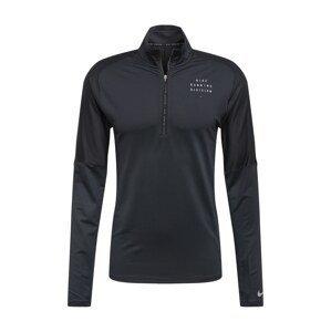 NIKE Funkční tričko 'Element'  černá