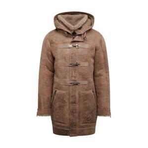 tigha Zimní kabát 'Forest'  hnědá