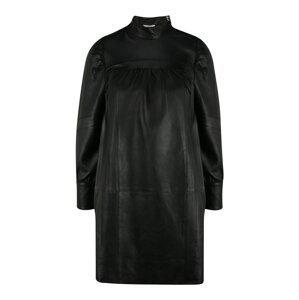 OBJECT Petite Košilové šaty 'Chris'  černá