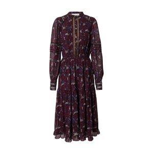 MICHAEL Michael Kors Košilové šaty 'Zinnia'  bobule