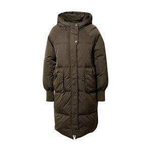 Y.A.S Zimní kabát 'Solea'  olivová