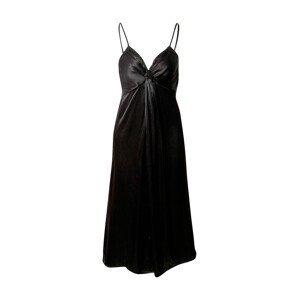 Y.A.S Koktejlové šaty 'Brandi'  černá