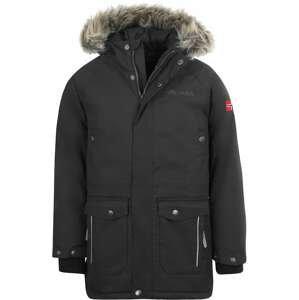 TROLLKIDS Outdoorová bunda 'Nordkapp'  černá