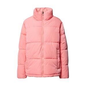 Champion Authentic Athletic Apparel Zimní bunda  růžová
