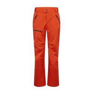 HELLY HANSEN Sportovní kalhoty 'SOGN'  tmavě oranžová