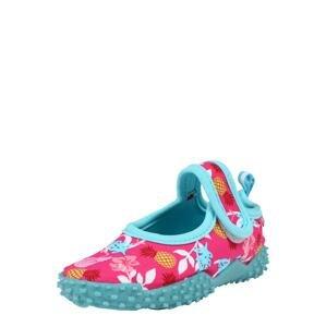 Dívčí plážová obuv