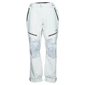 OAKLEY Outdoorové kalhoty  světle šedá
