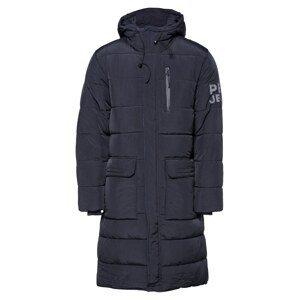 Pepe Jeans Zimní kabát 'AMIS'  tmavě modrá