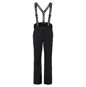 LUHTA Outdoorové kalhoty 'KORTEPOHJA'  černá