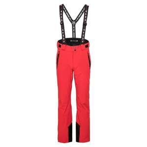 LUHTA Outdoorové kalhoty 'KORTEPOHJA'  červená / černá
