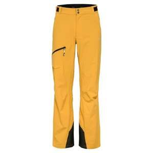 ICEPEAK Outdoorové kalhoty 'Chatom'  žlutá / černá
