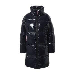 TOMMY HILFIGER Zimní kabát  tmavě modrá