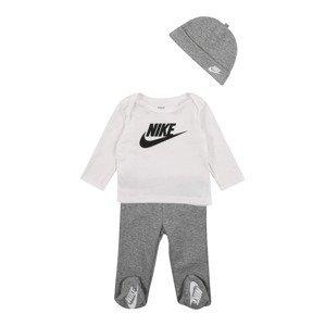 Nike Sportswear Sada  bílá / šedá