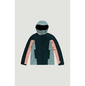 O'NEILL Outdoorová bunda 'Blaze'  tmavě modrá / tyrkysová / pudrová