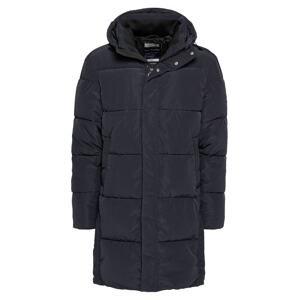 SCOTCH & SODA Zimní kabát  noční modrá