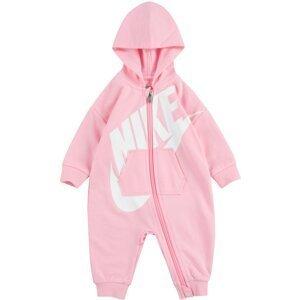Nike Sportswear Overal 'All Day Play'  bílá / růžová