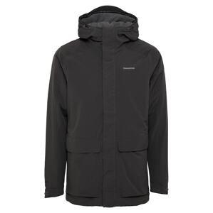 CRAGHOPPERS Outdoorová bunda 'Lorton'  černá