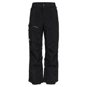 QUIKSILVER Outdoorové kalhoty 'FOR GORE'  černá