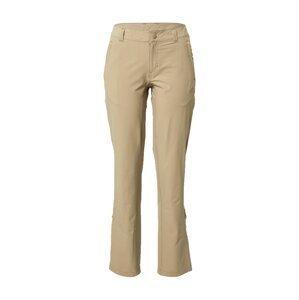 THE NORTH FACE Outdoorové kalhoty  světle béžová