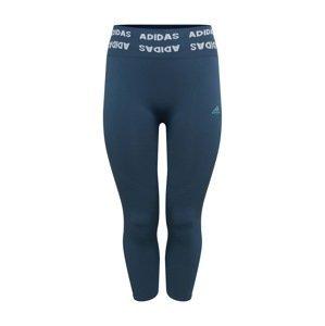 ADIDAS PERFORMANCE Sportovní kalhoty  námořnická modř / světlemodrá