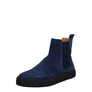 Bianco Chelsea boty 'Chad'  námořnická modř / safírová