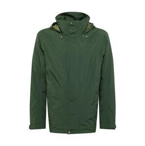 VAUDE Outdoorová bunda 'Rosemoor'  tmavě zelená