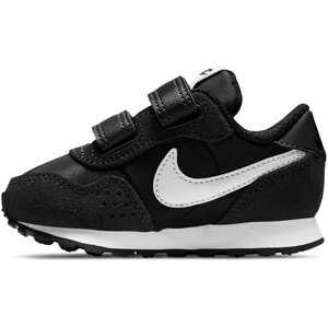 Nike Sportswear Tenisky 'Valiant'  černá / bílá