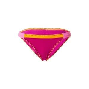 Banana Moon Spodní díl plavek 'FRESIA'  žlutá / pink