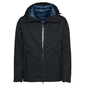 YETI Outdoorová bunda 'Nao'  černá