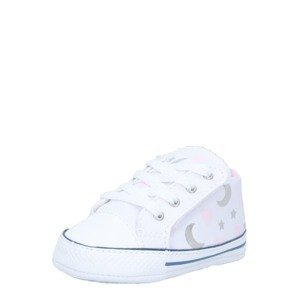 CONVERSE Tenisky 'Cribster'  bílá / stříbrná / růžová