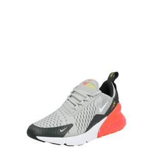 Nike Sportswear Tenisky 'Air Max 270'  červená / černá / šedá