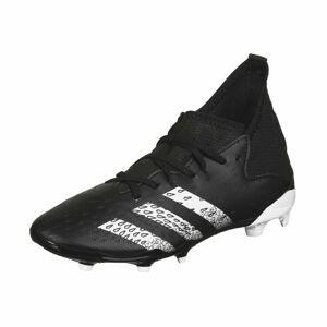 ADIDAS PERFORMANCE Sportovní boty 'Predator Freak.3 FG'  černá / bílá