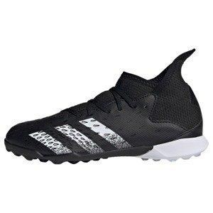 ADIDAS PERFORMANCE Sportovní boty 'Predator Freak.3 TF'  černá / bílá