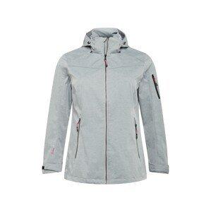 KILLTEC Outdoorová bunda 'Vojak'  šedý melír