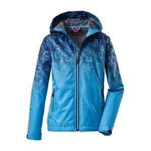 KILLTEC Outdoorová bunda 'Rodeny'  tyrkysová / námořnická modř / indigo