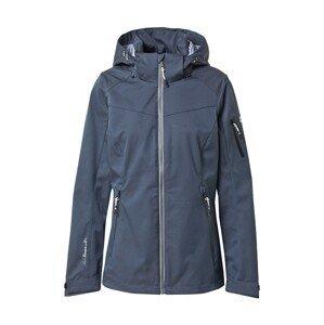 KILLTEC Outdoorová bunda 'Vojak'  chladná modrá