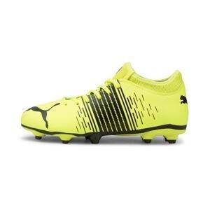 PUMA Sportovní boty 'Future Z 4.1 FG/AG'  svítivě žlutá / černá