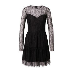 GUESS Koktejlové šaty 'Nadine'  černá