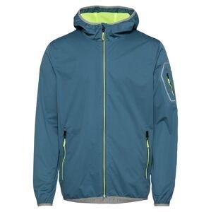KILLTEC Sportovní bunda  modrá / světle zelená
