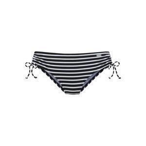 VENICE BEACH Spodní díl plavek  černá / bílá